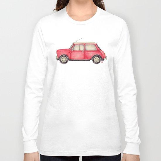 Original Austin Mini - Ballpoint Pen Long Sleeve T-shirt