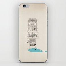 Wierd iPhone & iPod Skin