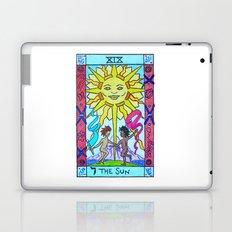 The Sun - Tarot Laptop & iPad Skin