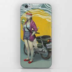 MP8070 iPhone & iPod Skin