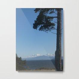 Taupo Metal Print