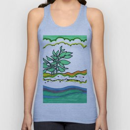 Creekside Unisex Tank Top