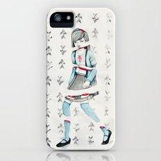 Sliced iPhone (5, 5s) Slim Case