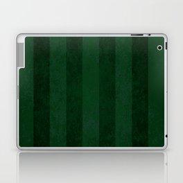 Emerald Stripes Laptop & iPad Skin
