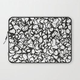 Vacio-b&w Laptop Sleeve