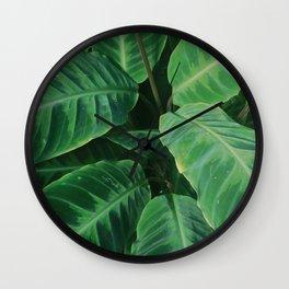 Midnight Nature Wall Clock