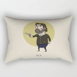 Rick Rectangular Pillow