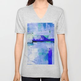 It's Time For Dreaming No.1l by Kathy Morton Stanion Unisex V-Neck