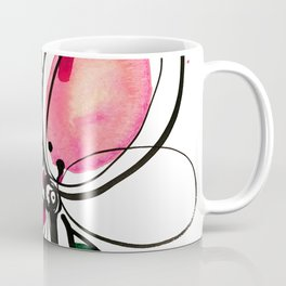 Ecstasy Bloom No. 3 by Kathy Morton Stanion Coffee Mug