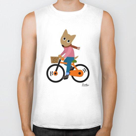 Sam's Cycling Biker Tank