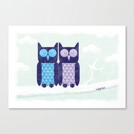 What a hoot! Canvas Print