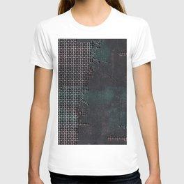 Metal pattern 4 T-shirt