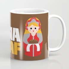 from Russia with loaf Mug