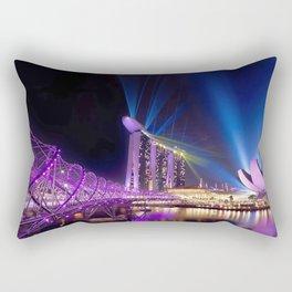 Singapore Gardens By The Bay Rectangular Pillow