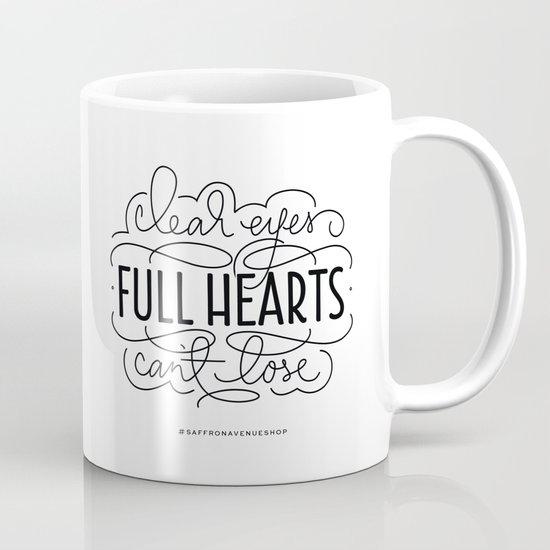 Clear Eyes, Full Hearts, Can't Lose Mug