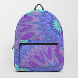 Ice mandala Backpack