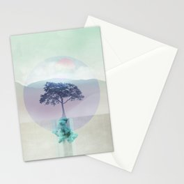 Lone Tree love 01 Stationery Cards
