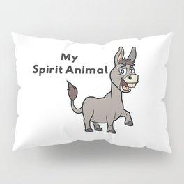 My Spirit Animal Pillow Sham