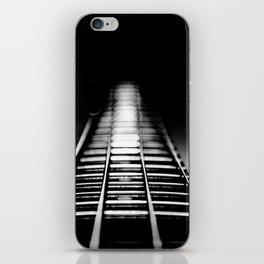 Bass Tracks iPhone Skin