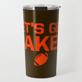 Let's Get Baked Travel Mug