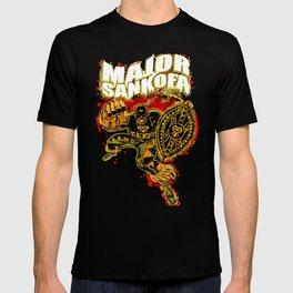 MAJOR SANKOFA T-shirt