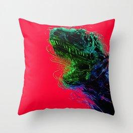 Killing machine  Throw Pillow