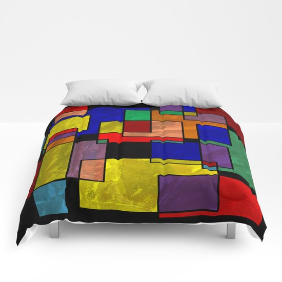 Abstract #316 Comforters