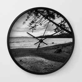 Mount Douglas park Wall Clock