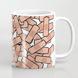 Bandage - Healing Power - On the Mend Coffee Mug
