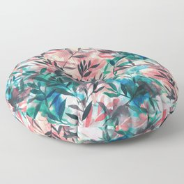 Changes Coral Floor Pillow