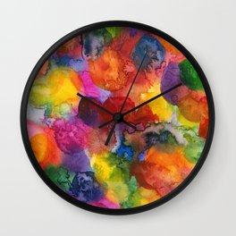 thorn & light Wall Clock