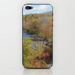 Adirondack Mountain Scenery iPhone Skin