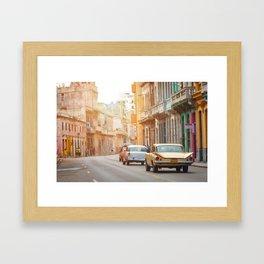 La Havana, Cuba Framed Art Print