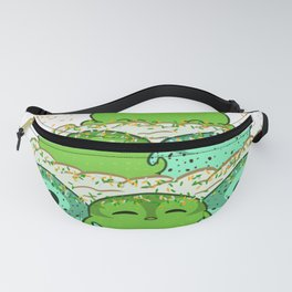 Penguinscoops - Mountain - St.Patrick Fanny Pack