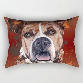 Boerboel Rectangular Pillow