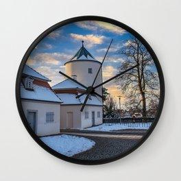 Lehenburg  - Laupheim Wall Clock