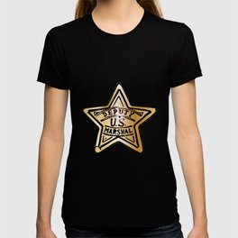 Deputy US Marshal Star T-shirt