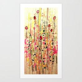 samsara Art Print