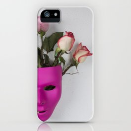 Face over Mind iPhone Case