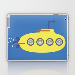 The Beagles - Yellow Submarine Laptop & iPad Skin