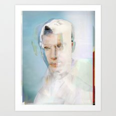 20170411x (Le jeune homme qui n'a jamais été) Art Print
