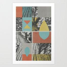 like a tree Art Print