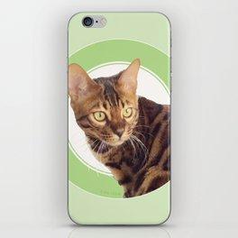 Boris the cat - Boris le chat iPhone Skin