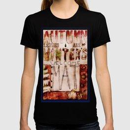 Welcome Winter T-shirt