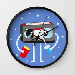 Let's watch a movie! Wall Clock