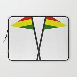 Bolivia flag Laptop Sleeve