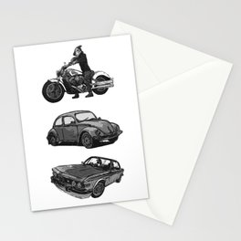 Speed-shoppe Stationery Cards