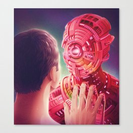 Interface Canvas Print