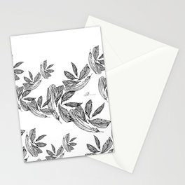 Plume 4 Stationery Cards