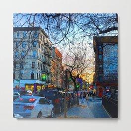 Alphabet City, NYC Metal Print